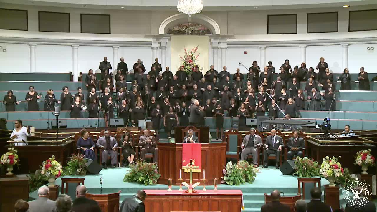 Beulah Missionary Baptist Church, Decatur, GA.  on 01-Jan-20-02:48:17