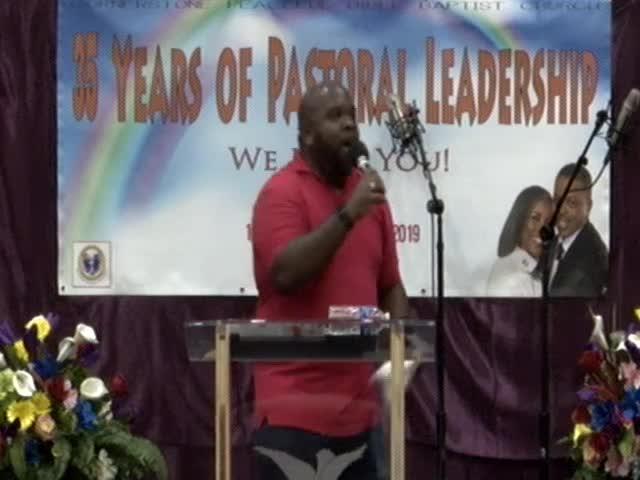 Cornerstone Peaceful Bible Baptist Church  on 25-Aug-19-15:03:50