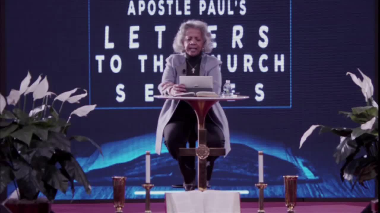 Bible Study w/ Pastor Jo Ann 1.13.21