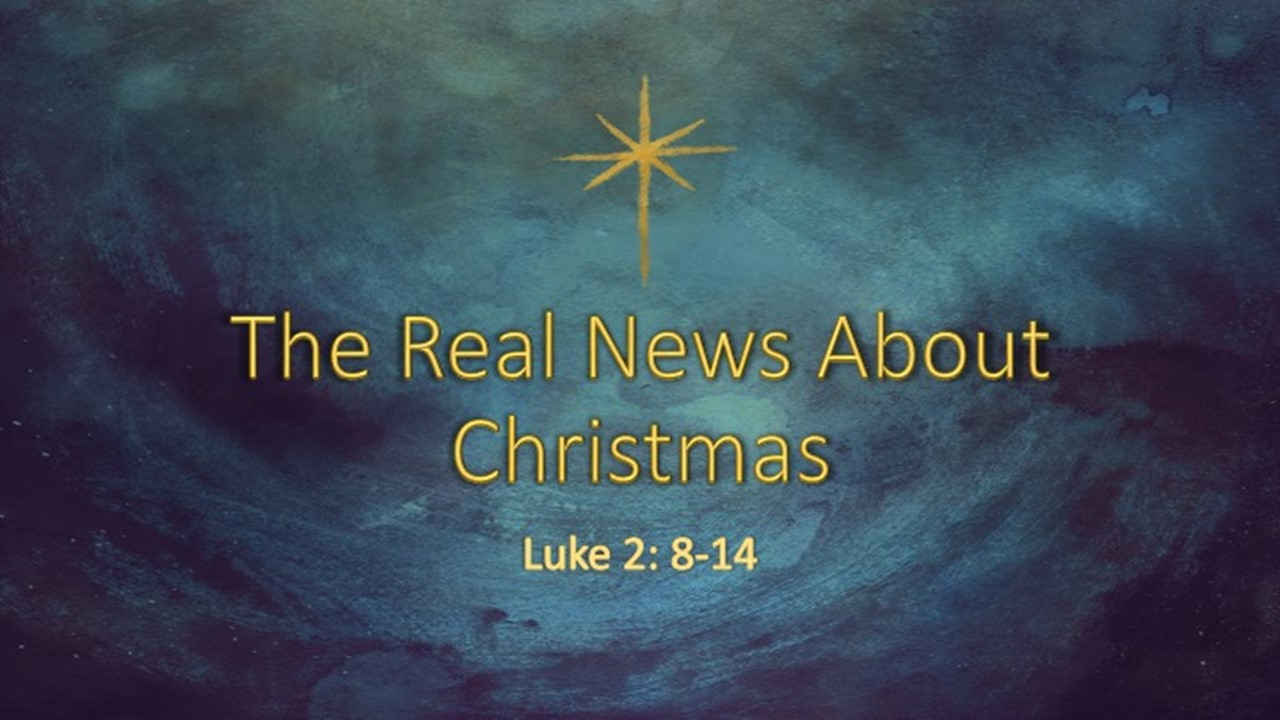 The Real News About Christmas