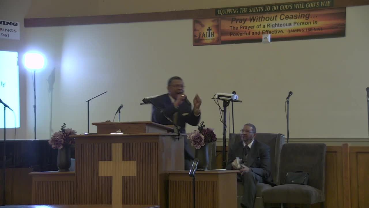 Faith Community Baptist Church on 03-Nov-19-16:13:02