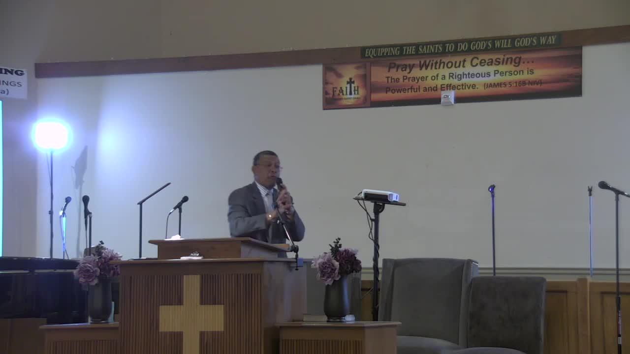 Faith Community Baptist Church on 13-Oct-19-14:56:54