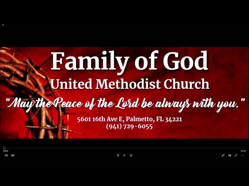 Family of God TV on 20-Sep-20-09:49:54