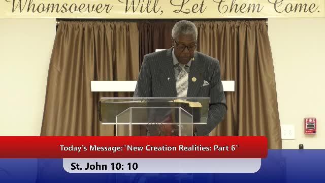 Greater Works of Faith Broadcast  on 03-Nov-19-17:06:47