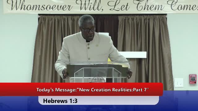 Greater Works of Faith Broadcast  on 10-Nov-19-17:13:22