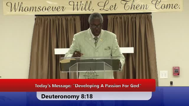 Greater Works of Faith Broadcast  on 22-Sep-19-17:07:47