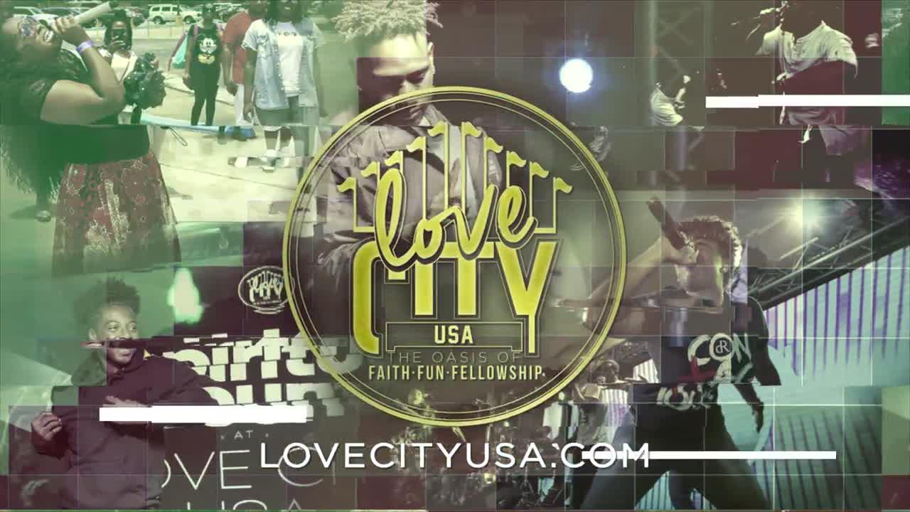 L.O.V.E. City Spot