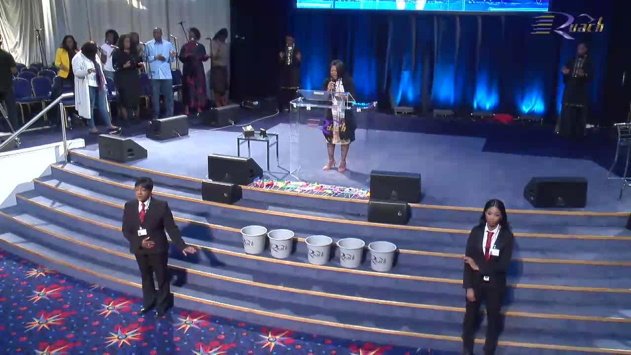 Ruach City Church - God's Counsel Stands Forever