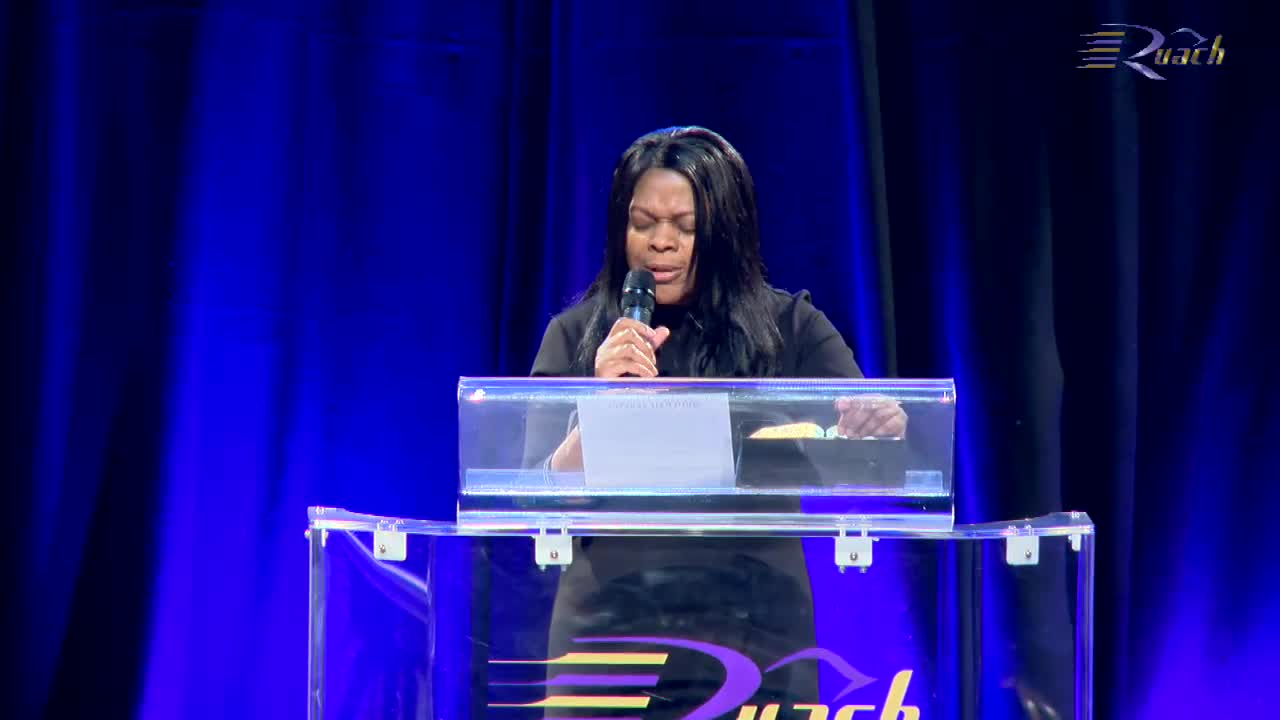 Ruach City Church - Get Back To The Vision - Sunday 17th November 2019