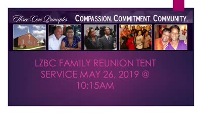 Family Reunion Live Broadcast on 26-May-19
