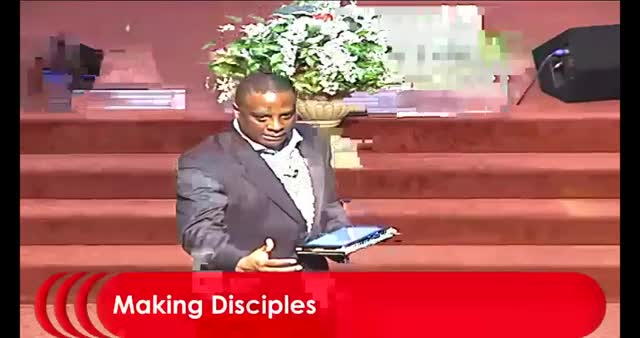 Making Disciples (Part 5)