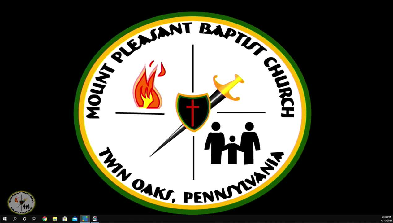 Mount Pleasant Baptist Church   on 10-Jun-20-15:08:13