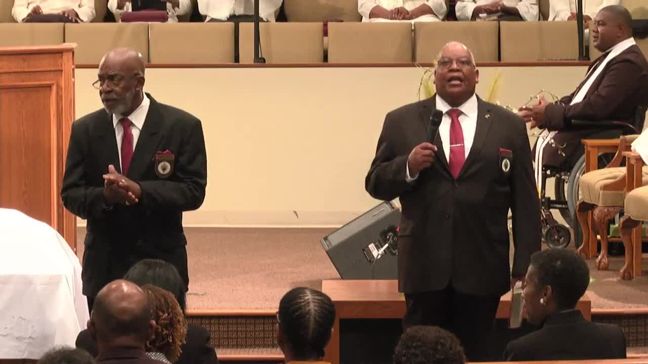 Pleasant Hill Baptist Church Live Services  on 03-Nov-19-12:29:31