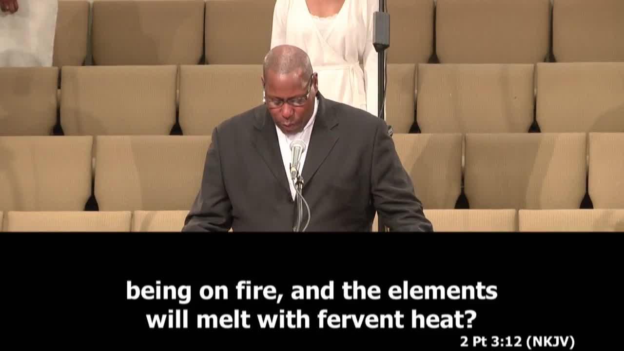 Pleasant Hill Baptist Church Live Services  on 06-Dec-20-12:25:58