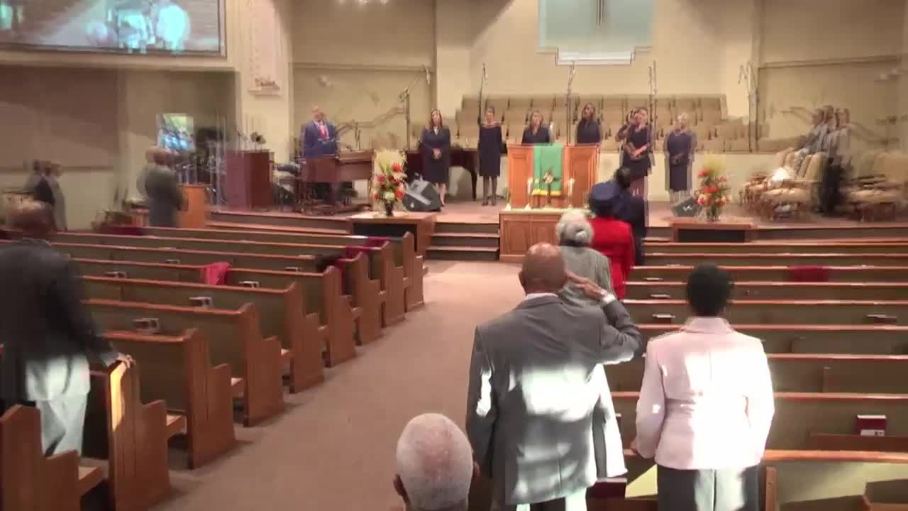 Pleasant Hill Baptist Church Live Services  on 10-Nov-19-12:24:21