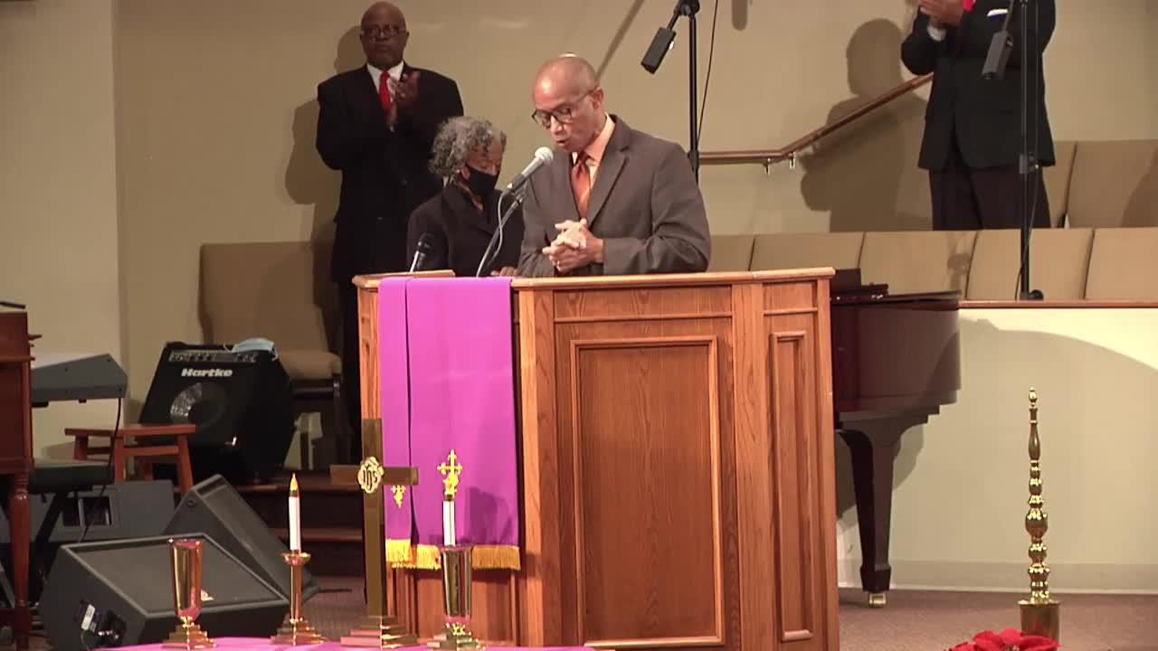 Pleasant Hill Baptist Church Live Services  on 13-Dec-20-12:25:30