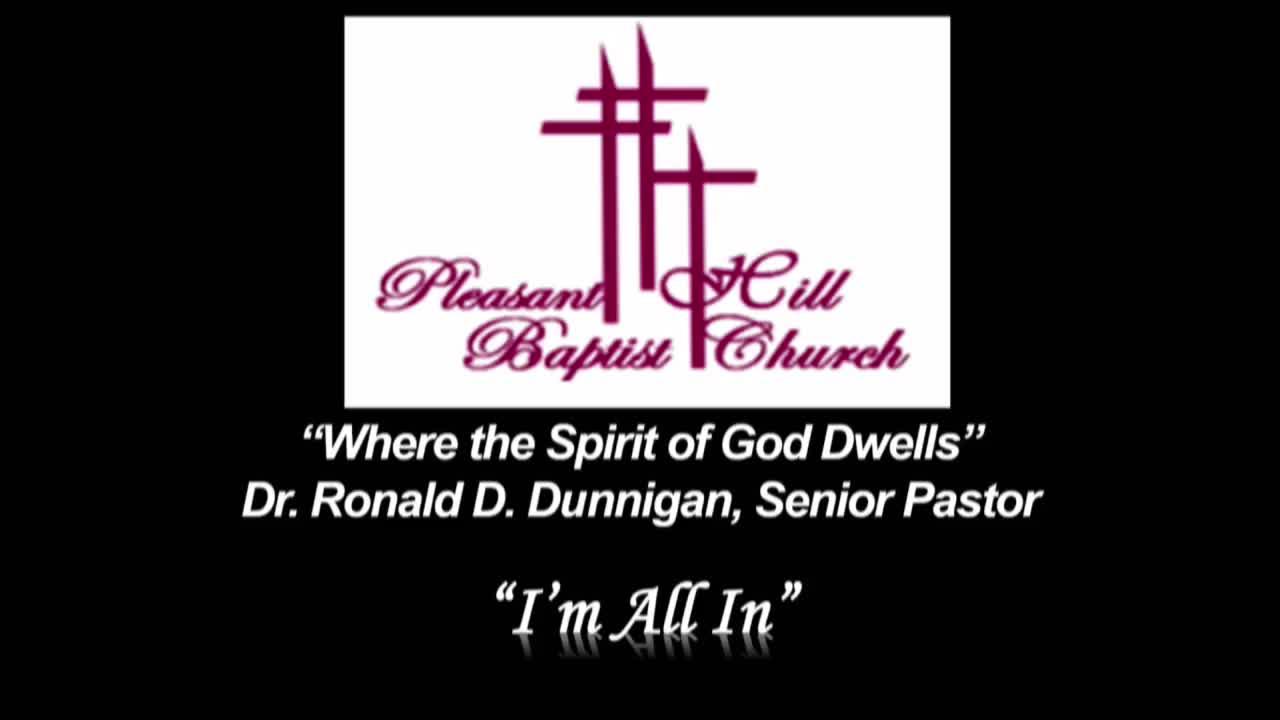 Pleasant Hill Baptist Church Live Services  on 16-Aug-20-11:25:22