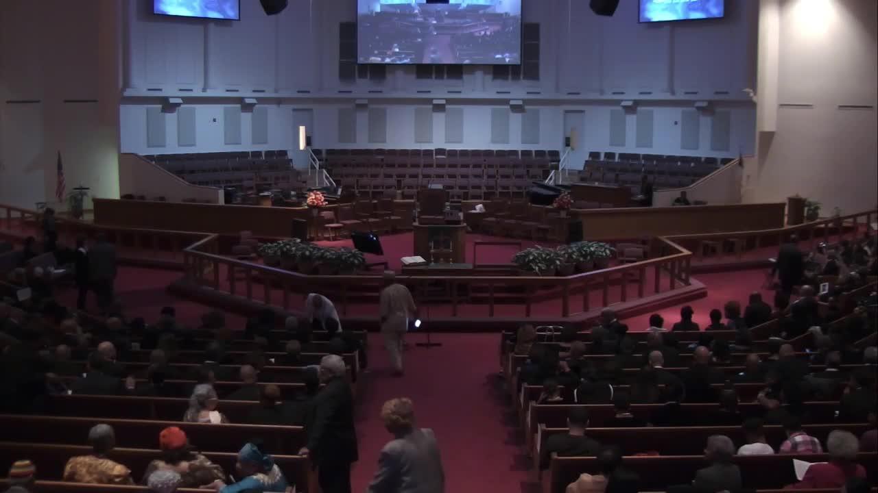 Saint Philip African Methodist Episcopal Church on 23-Feb-20-21:45:20
