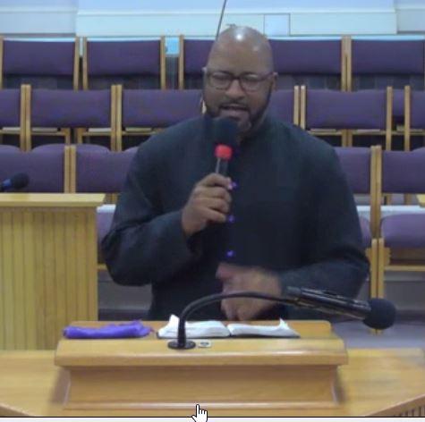 11/3/2019 (11 am), Principles of Resistance: No Compromise, Pastor Taft Quincey Heatley