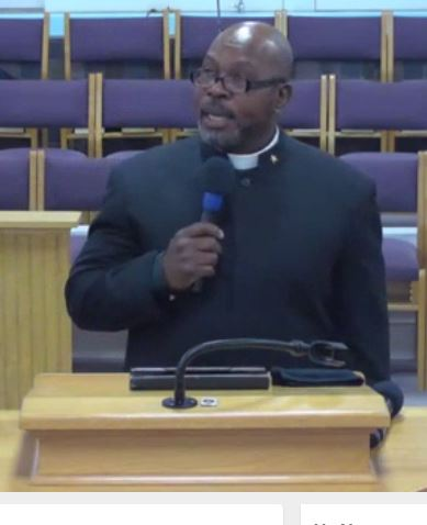 11/10/2019 (8 am), Stand Your Ground, Rev. Dr. Henry P. During