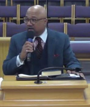 11/10/2019 (11 am), Man Up, Rev. Dr. Timothy T. Boddie