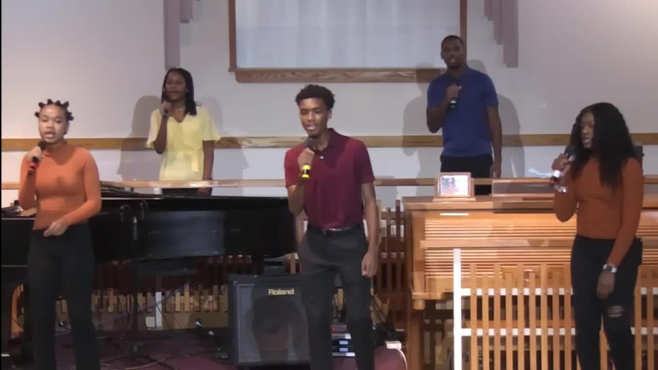 The People's Community Baptist Church  on 25-Oct-20-07:42:00