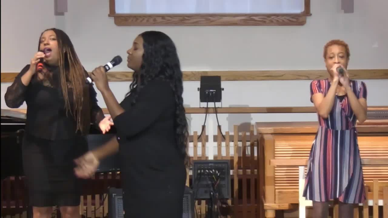 The People's Community Baptist Church  on 25-Oct-20-10:55:23