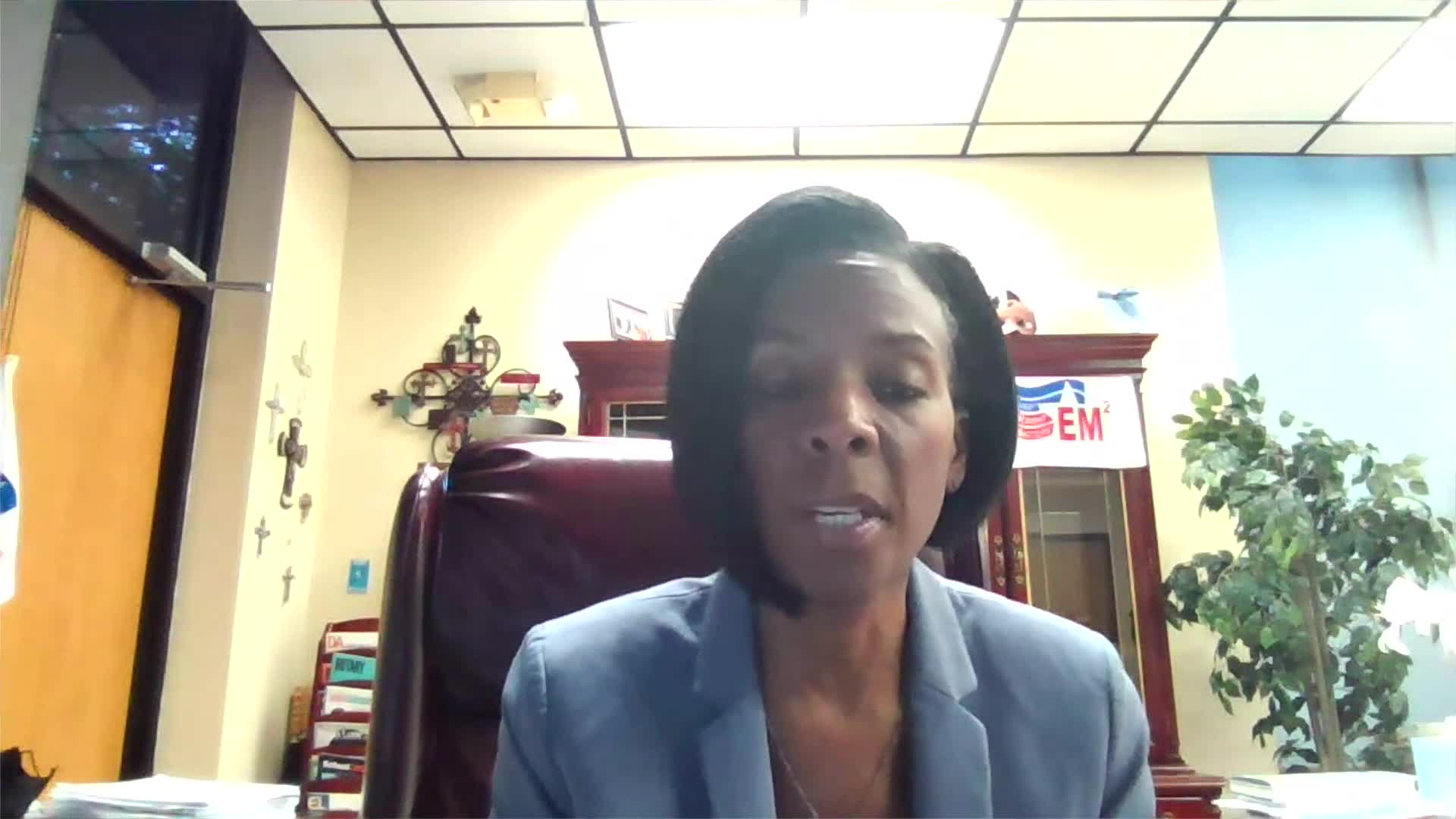 WHION with Dr. Shannon Allen 1-25-21