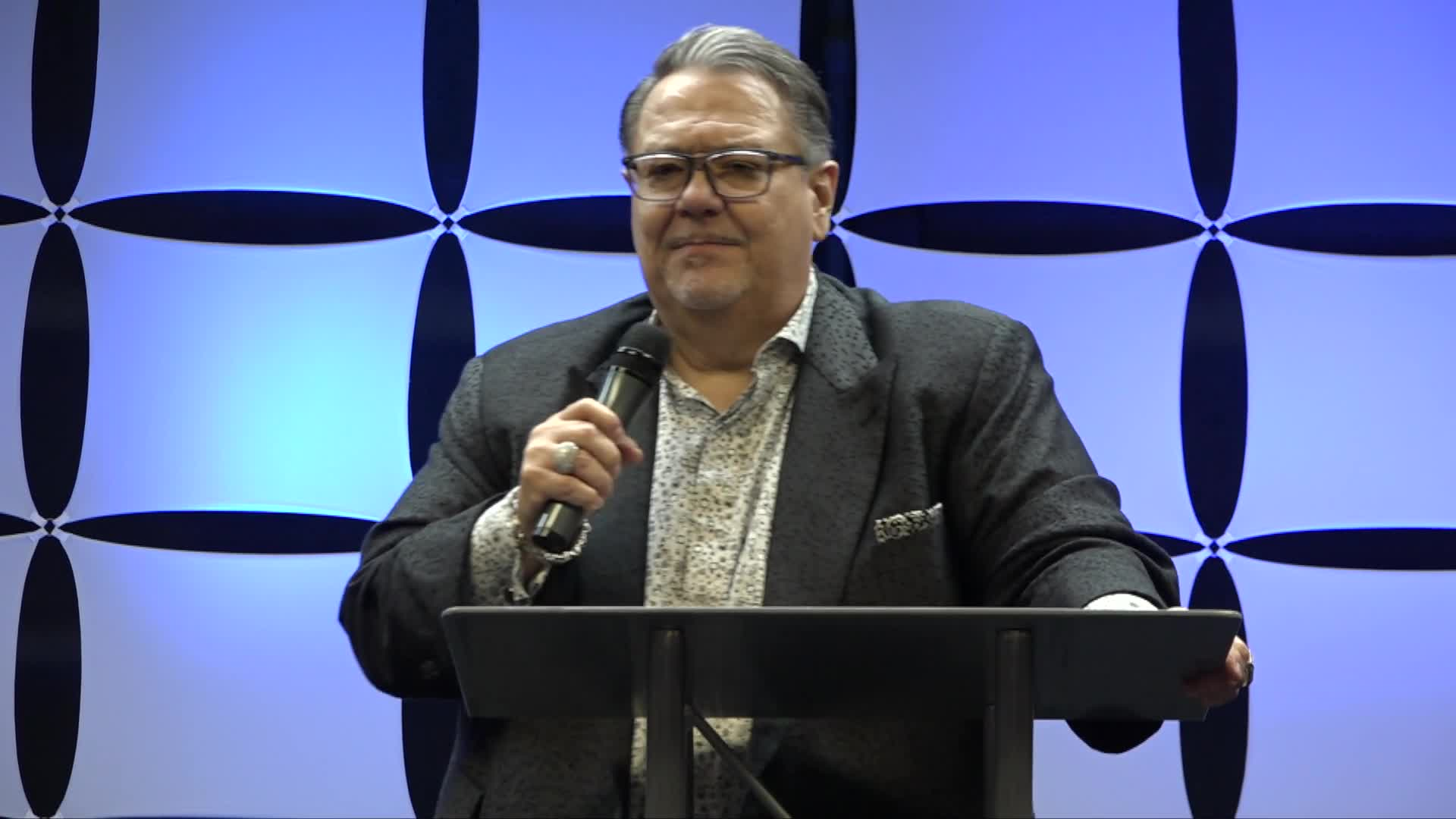Bishop Joby Brady At The Body Of Christ Church International Usa (8-12-2018)1-1
