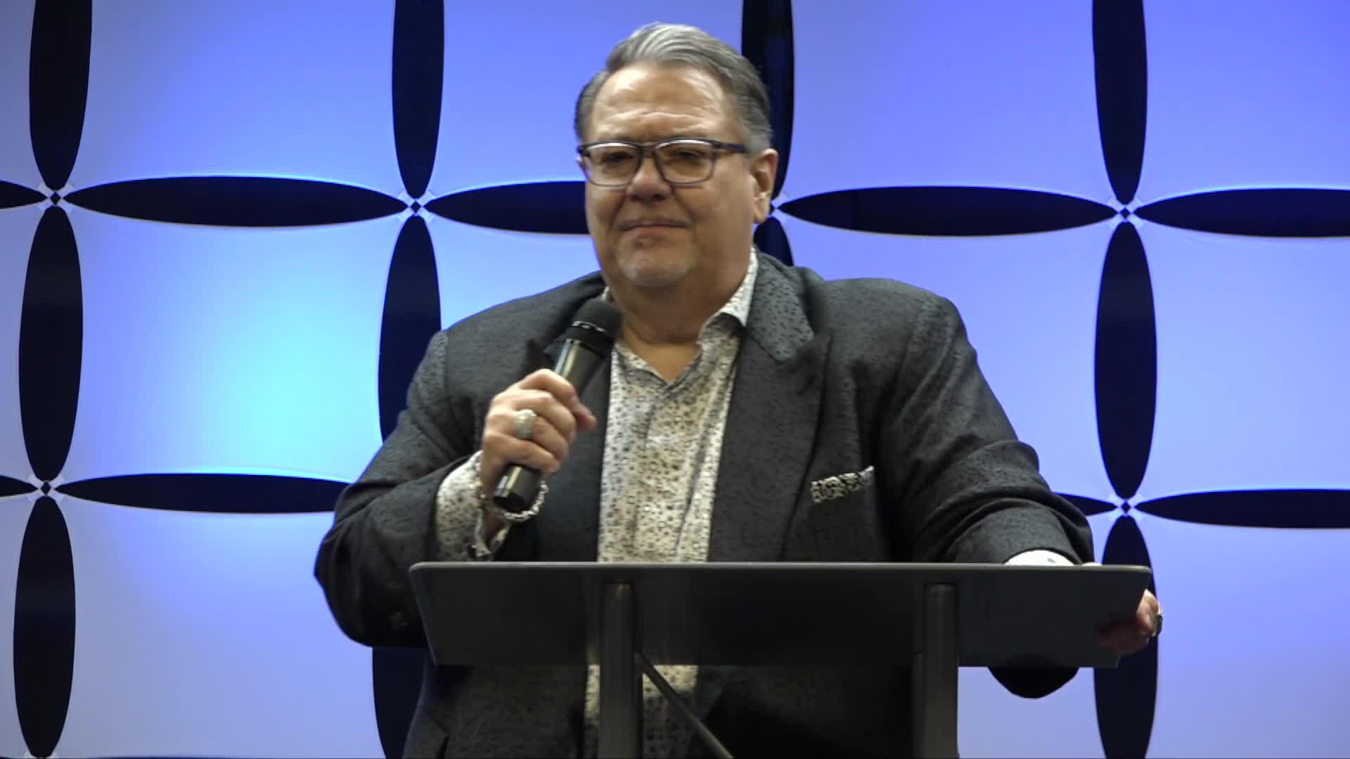 Bishop Joby Brady At The Body Of Christ Church International Usa (8-12-2018)1-1