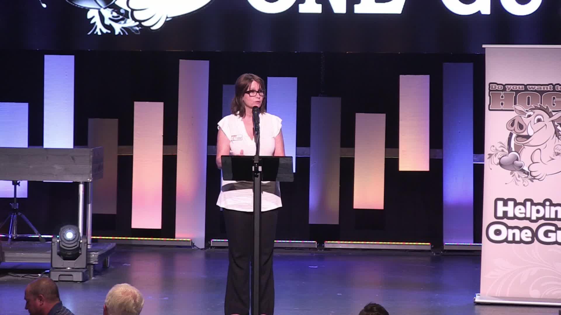 Lori DeForest, Chaplain