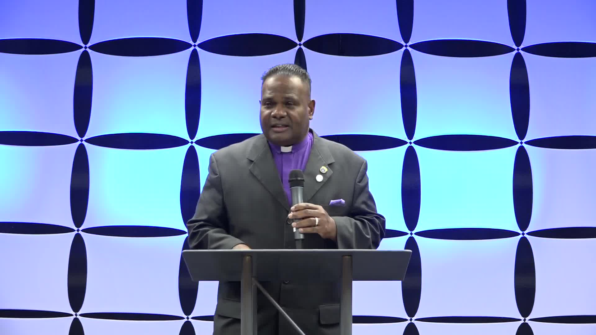Dr. Phillip Phinn (The Law of Three) at The Body of Christ Church Int'l USA on November 3, 2019