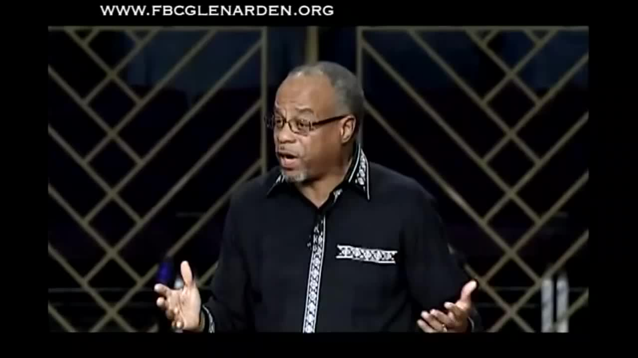 John K Jenkins Sr - Principles of Powerful Prayer PT 1