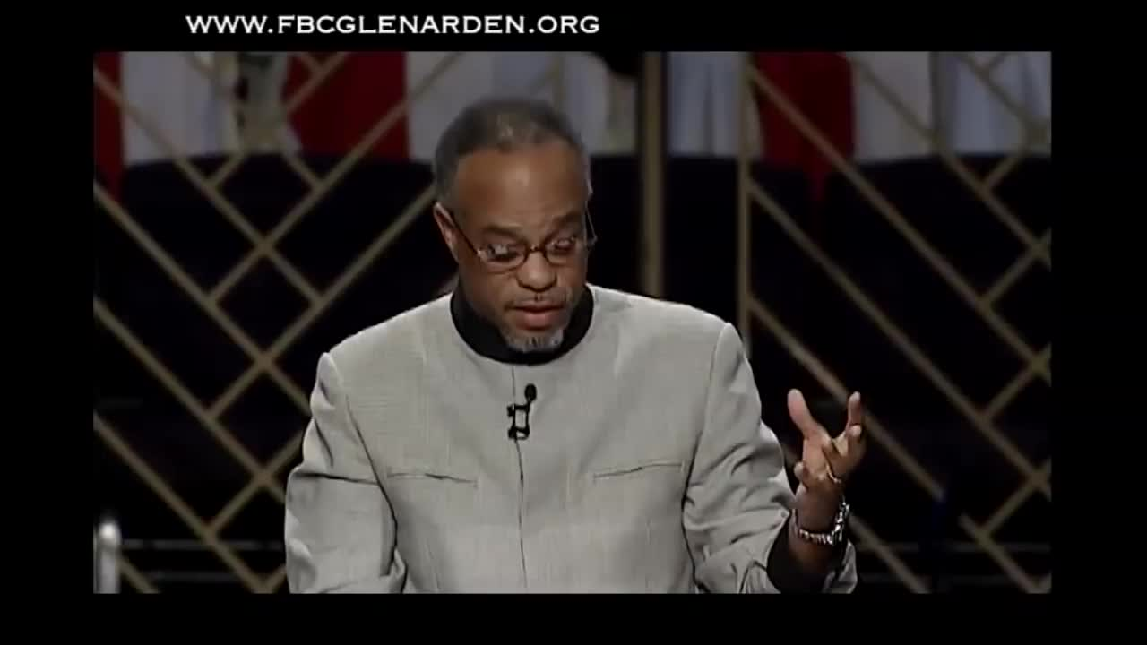 John K Jenkins Sr - It Is Time To Get Out Of The Boat Pastor
