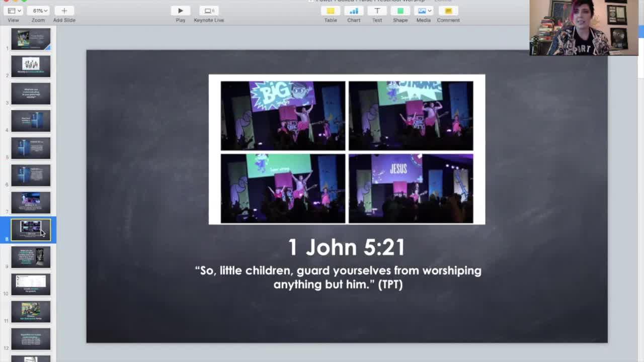 Yancy Richmond - Yancy Power Packed Preschool Praise