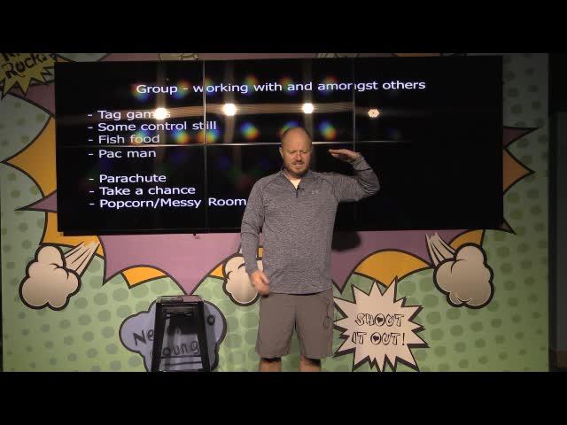 Scott Wilson - PE for Preschoolers