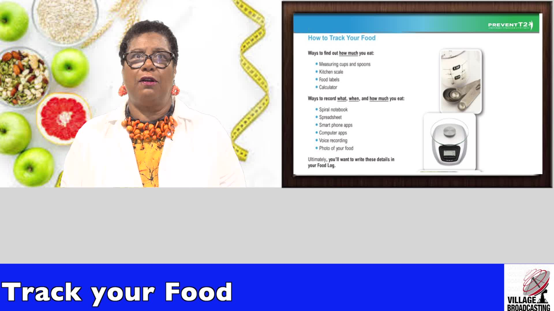 Track your food
