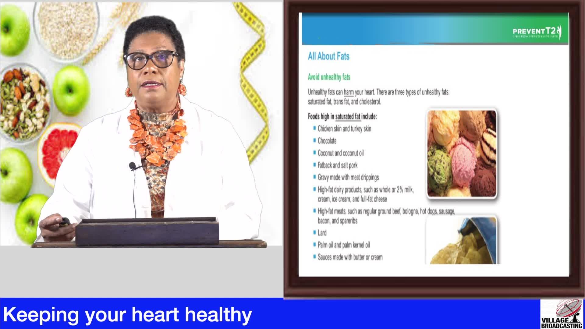 Keep Your Heart Healty 10-23-20