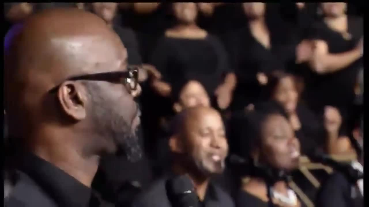 Trouble Don't Last Always FBCG Combined Mass Choir