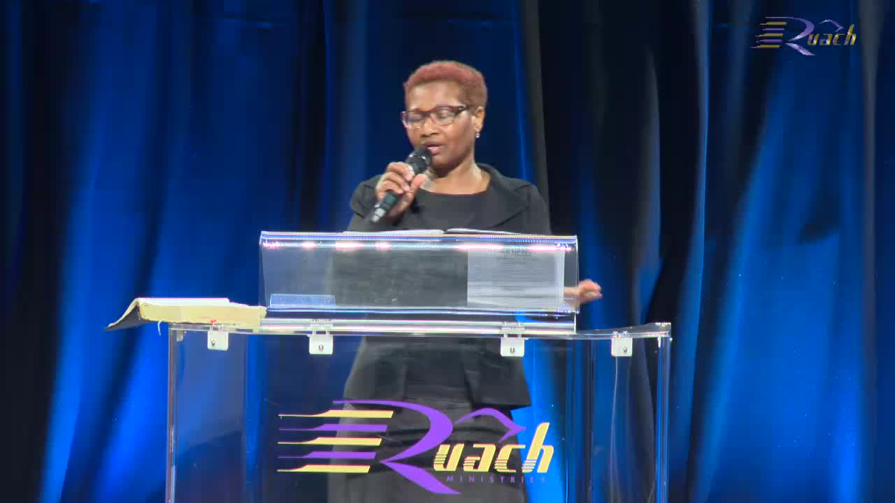 Ruach City Church - Sunday 7th July 2019.mp4
