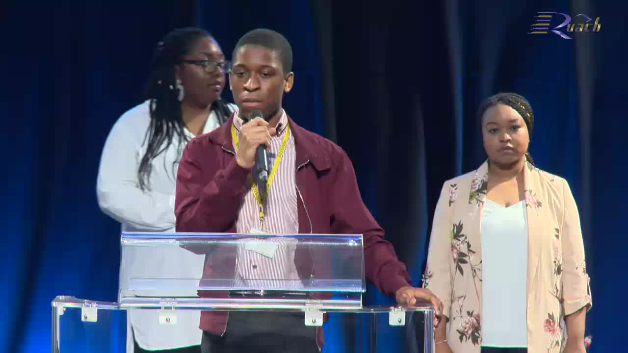 Ruach City Church - Sunday 23rd June 2019.mp4